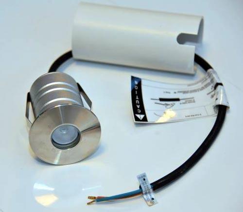 Dampfbadlicht LED warmweiss