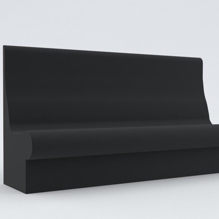 Sitzbank T60-lang
