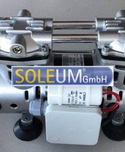 Soleum Solevernebelung Kompressor