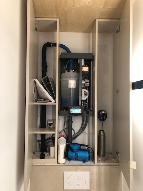 Technikbereich dampfbad soleum Dampfbadtechnik