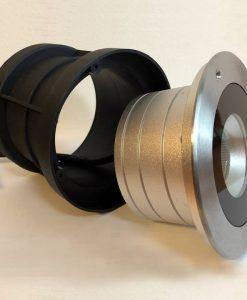 RGBW-LEDlampe-für Dampfbad und Dampfdusche