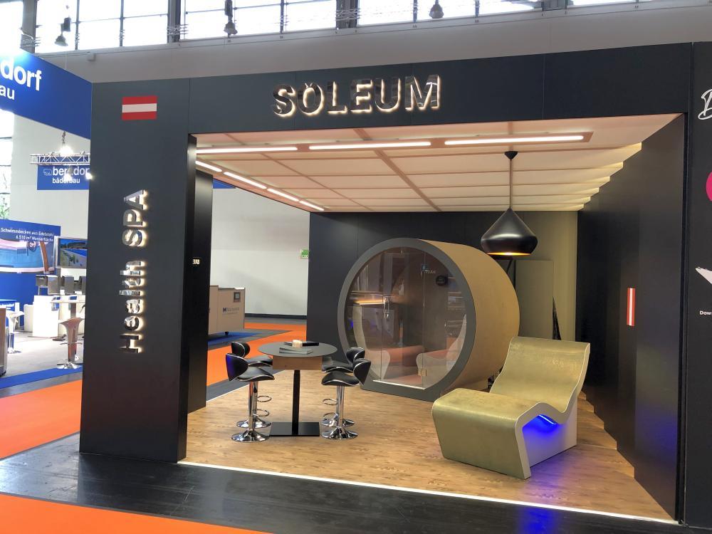 SOLEUM-Meeresklimakabine-Messe-Aquanale-Köln